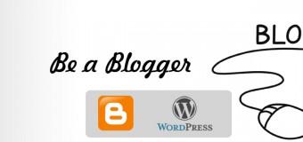 Blog එකක් පටන් ගමු – 1