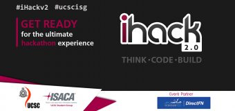 iHack 2.0 : Inter-university Hackathon