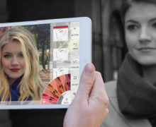 AR app wants to apply makeup for ladies!