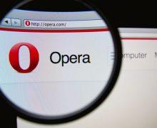 වැඩි දෙනෙකු නොදන්නා Opera වෙබ් බ්රව්සරය.