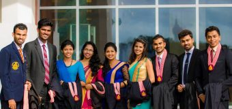 University of Colombo General Convocation 2016 – UCSC