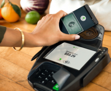 Android pay – no more bulgier purses!