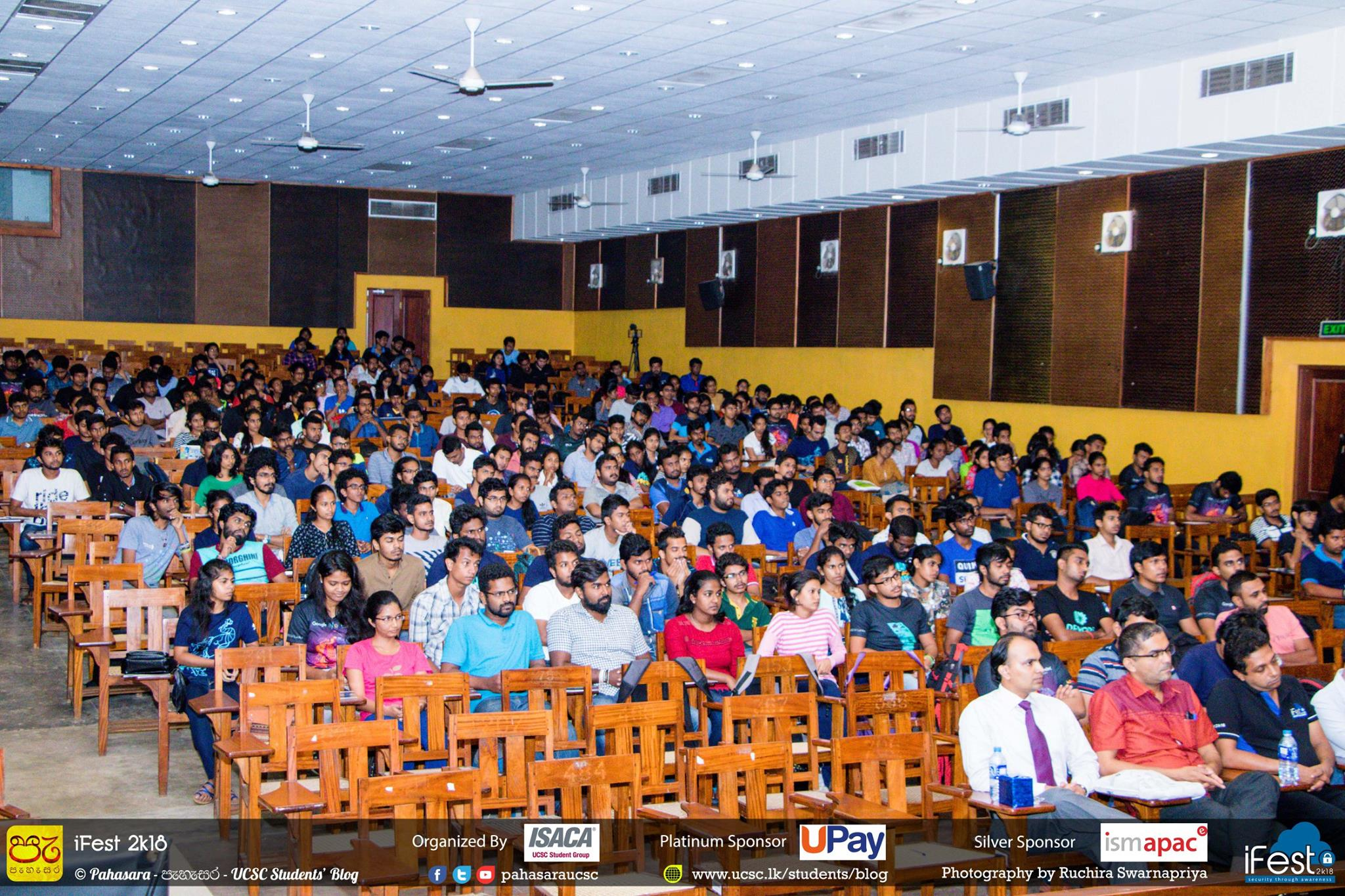 iFest 2k18 – Tech Conference on Information Security and