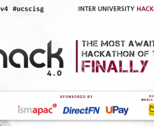 iHack 4.0 : Inter University Software Hackathon