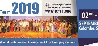 ICTer 2019