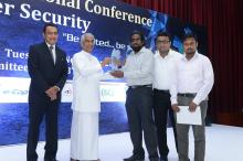 Winner Information Security Quiz 2015