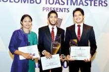 The All Island Best Speakers Competition 2015