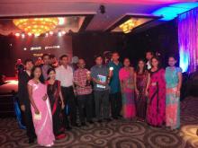 UCSC Wins Awards At E-Swabhimani 2012