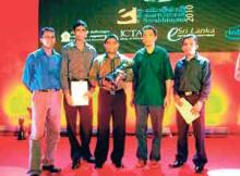 UCSC Wins Awards @ E-Swabhimani 2010