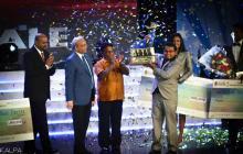 Emerging Young Leader Award (EYLA 2014)