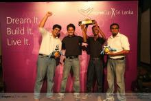 UCSC Emerges Victorious At Imagine Cup Local Finale: All Island Winners In Games Category