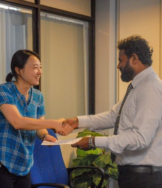 KOICA Training Programme 2016 – Award Ceremony