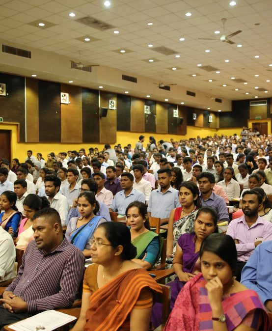 Inauguration Ceremony – Academic Year 2015/2016