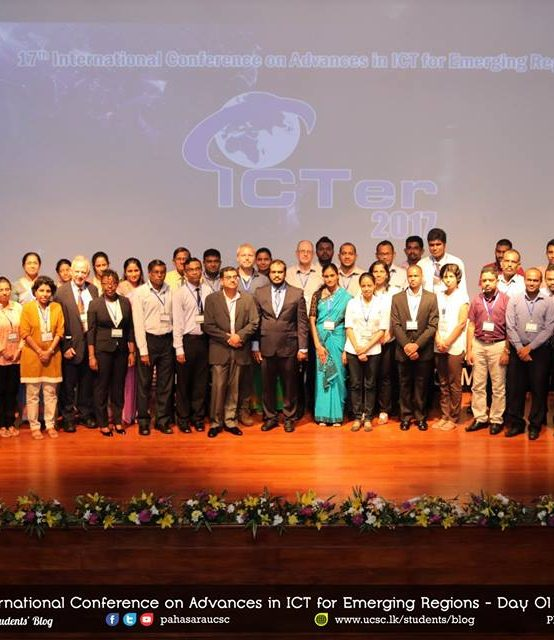 17th International Conference on Advances in ICT for Emerging Regions