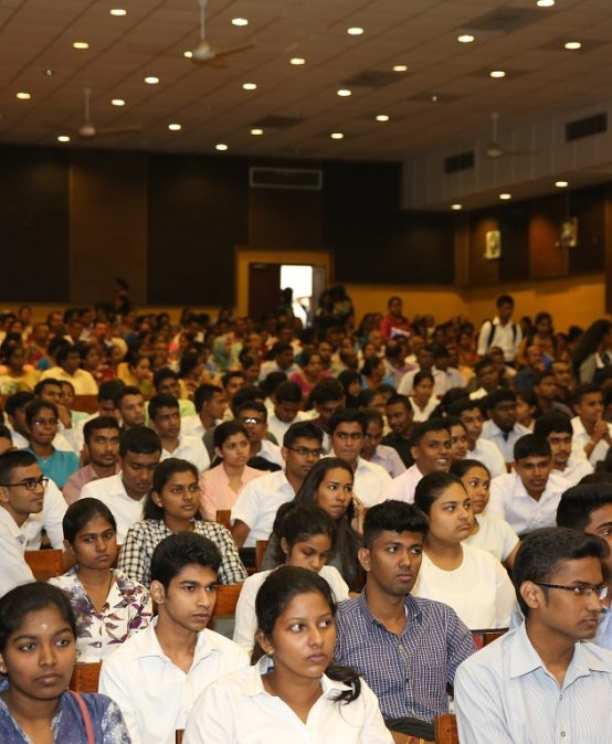 Inauguration Ceremony of Undergraduate Academic Year 2016/2017
