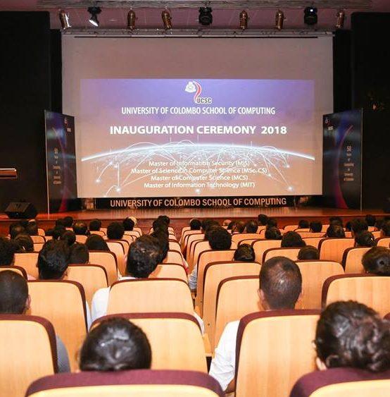 Postgraduate Inauguration 2018