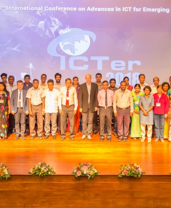 18th International Conference of Advances in ICT for Emerging Regions