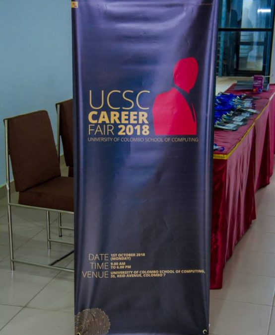 UCSC Career Fair 2018