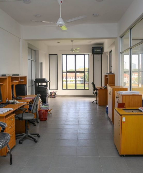 Opening of New Location for Administration and Finance Divisions