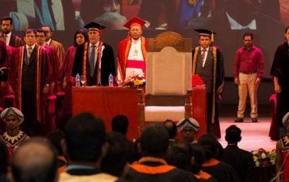 University of Colombo Convocation 2017 – Awards