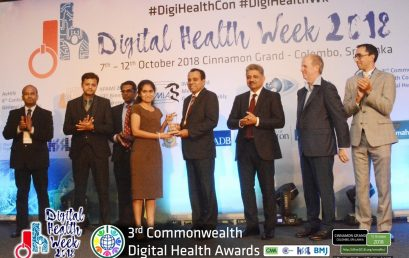 3rd Commonwealth Digital Health Conference & Awards