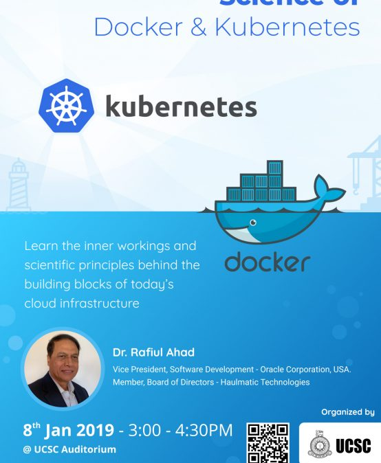 Science of Docker & Kubernetes