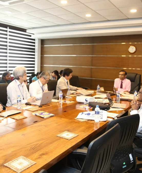 Visit & Seminar by Kyoto University