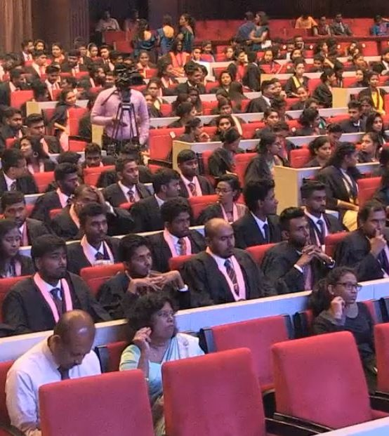 University of Colombo General Convocation 2018