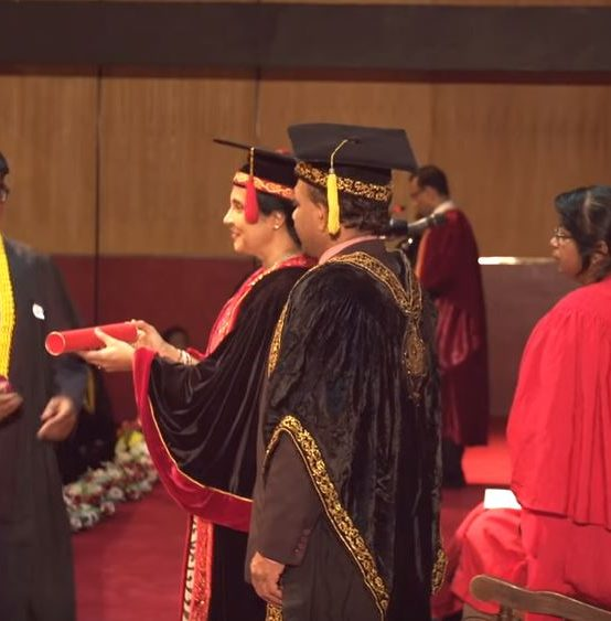 University of Colombo Convocation 2018 – External Degrees