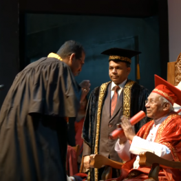University of Colombo Convocation 2016 (External Degrees) – Awards