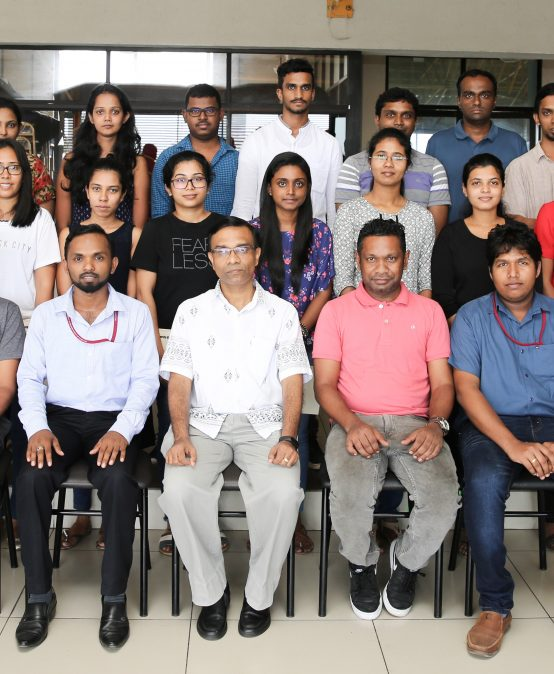 "Completion of the Short Course on ""Software Quality Assurance using Test Automation Frameworks"" – 2019 Batch 01"