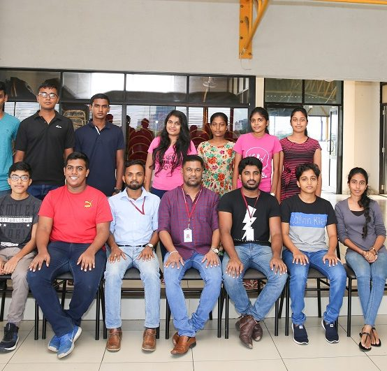 """Completion of the Short Course on """"Fundamentals of IT for Beginners"""" – 2018 Batch 02"""
