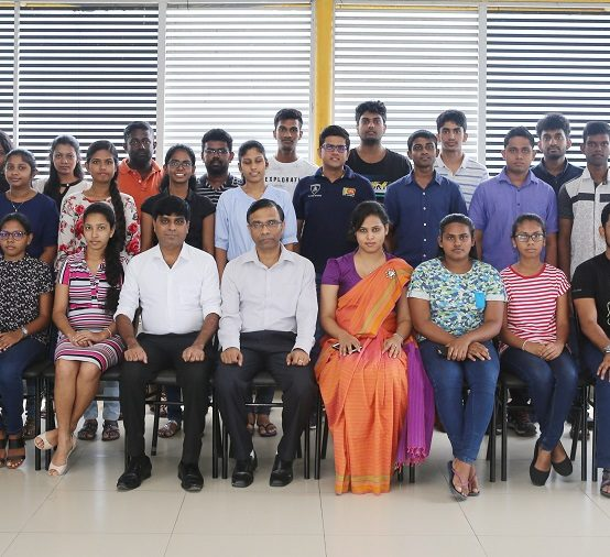 "Completion of the Short Course on ""Java Application Development using JavaSE"" – 2019 Batch 03"