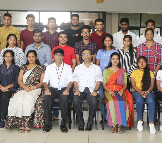 "Completion of the Short Course on ""Java Application Development using JavaSE"" – 2019 Batch 04"