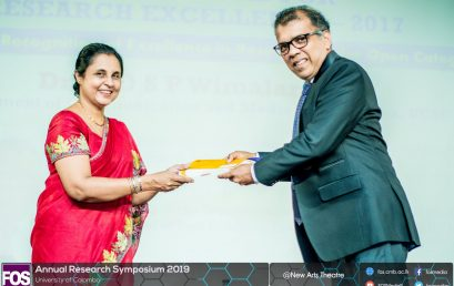 Senate Awards for Research Excellence – Annual Research Symposium 2019