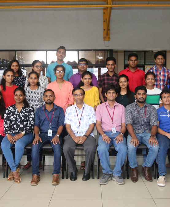 """Completion of the Short Course on """"Fundamentals of IT for Beginners"""" – 2019 Batch 01"""