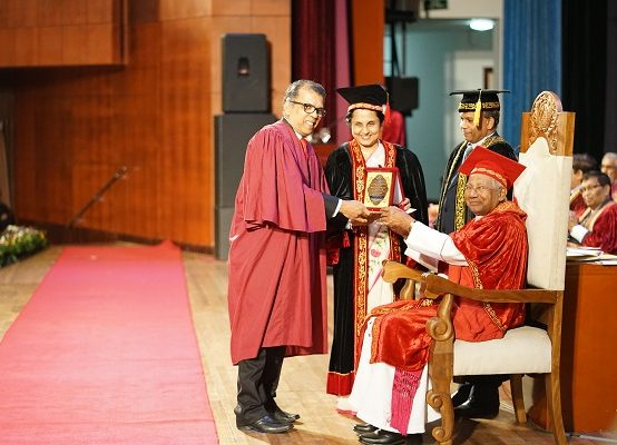 Vice Chancellors Award of Research Excellence – 2018