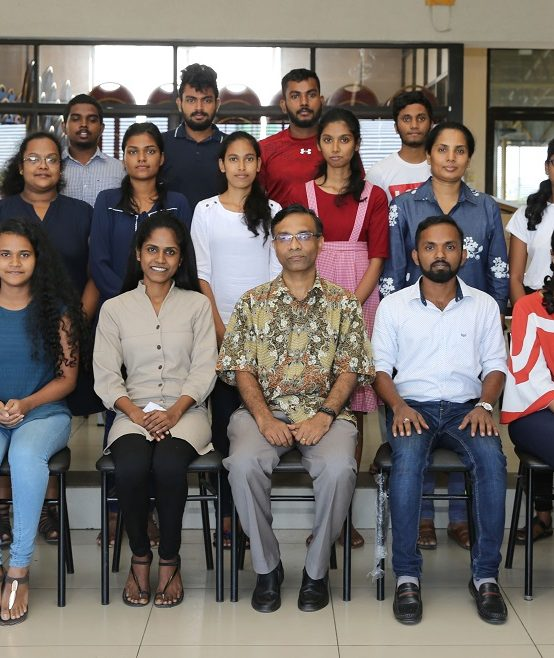 """Completion of the Short Course on """"Fundamentals of IT for Beginners"""" – 2019 Batch 02"""
