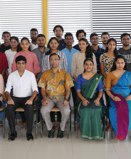 """Completion of the Short Course on """"Java Application Development using JavaSE"""" – 2019 Batch 07"""