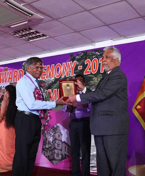 The Long Service Awards Ceremony 2018
